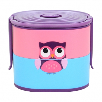 lunch box coruja 7977