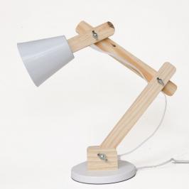 luminaria pixar madeira branca 8010