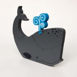 puzzle baleia 8121