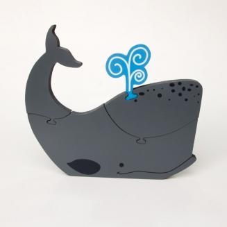 puzzle baleia 8120