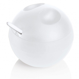 acucareiro bola branco 8136
