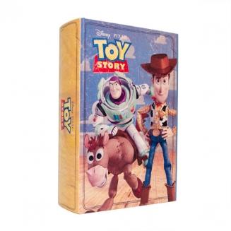 caixa livro toy story retro grande 3902