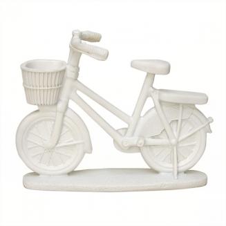 escultura bicicleta retro 4007