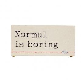 bloco normal is boring 4207