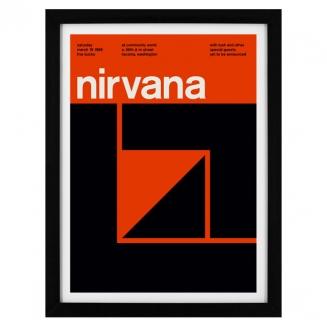 quadro nirvana 4360