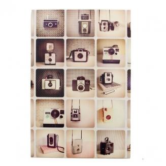 quadro wood cameras retro 4506